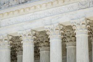Amerikanischen Rechtsprechung
