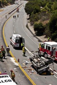 Autounfall USA, Unfall USA, Personenschaden im Urlaub